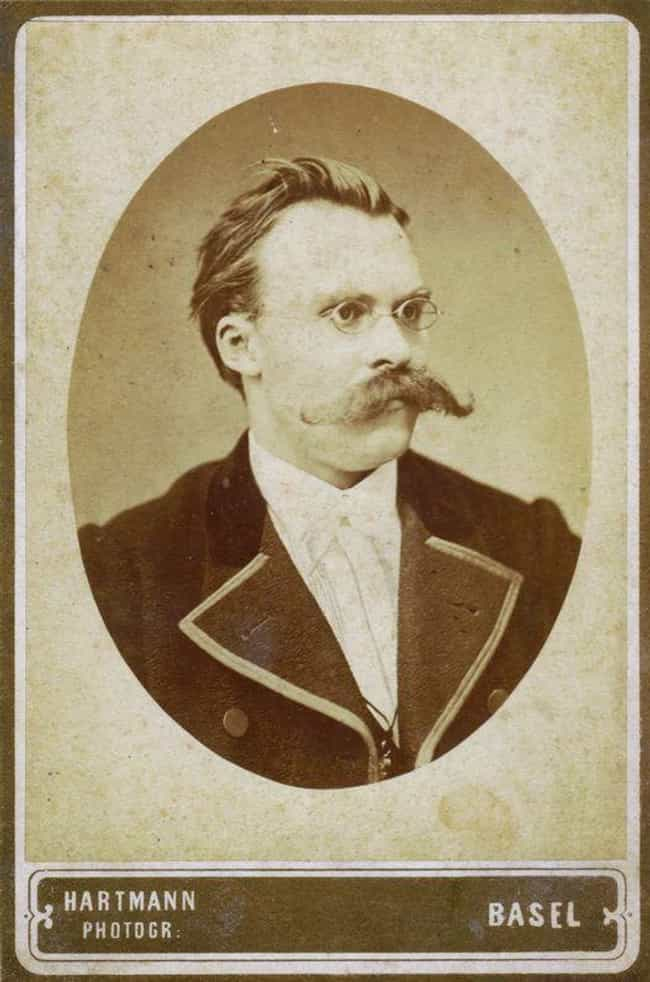 Nietzsche Became A Professor A... is listed (or ranked) 1 on the list The Tortured, Fascinating Life of Friedrich Nietzsche