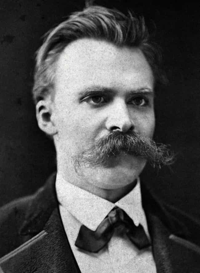 Nietzsche Retired In His Thirt... is listed (or ranked) 3 on the list The Tortured, Fascinating Life of Friedrich Nietzsche