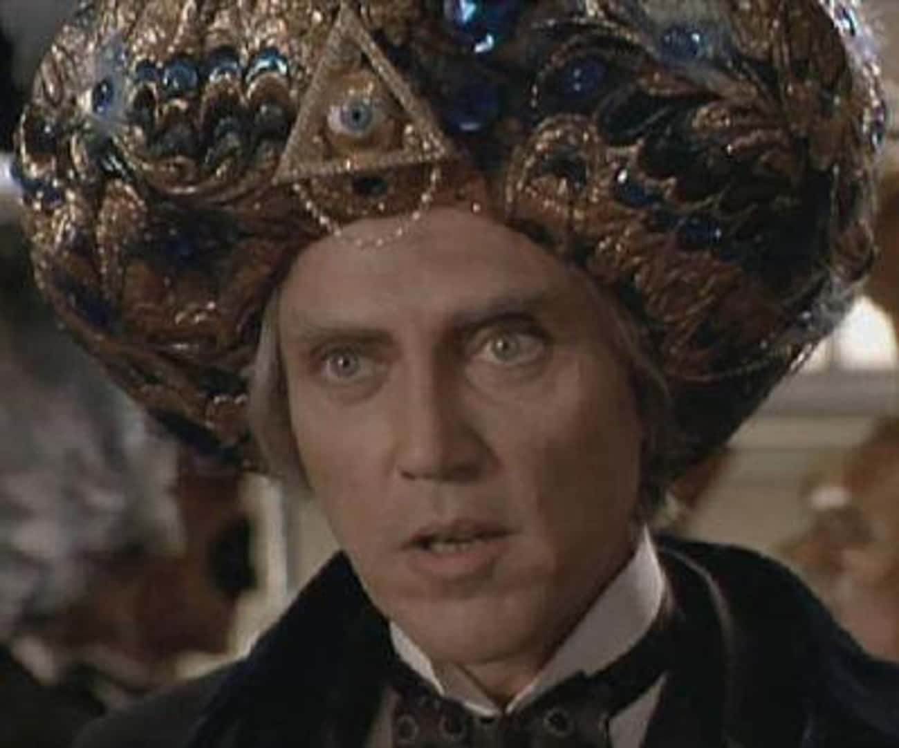 Christopher Walken's Max Schre is listed (or ranked) 4 on the list 17 Ways Batman Returns Is Actually An Insanely Twisted Movie