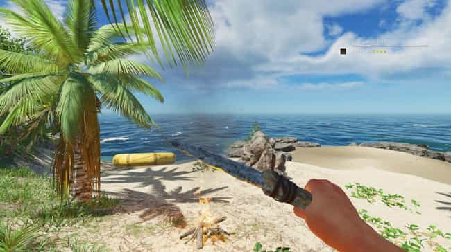 Stranded Deep is listed (or ranked) 2 on the list 16 Obscure PC Games You've Probably Never Played Before
