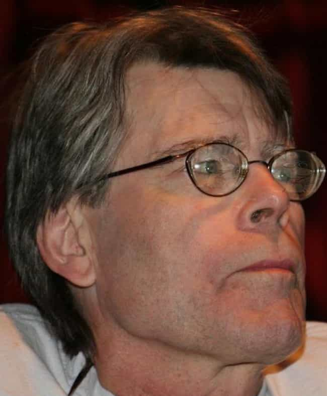 He Survived A Brush With... is listed (or ranked) 1 on the list Facts That Prove, Objectively, Stephen King Is The Most Bizarre Man In Fiction