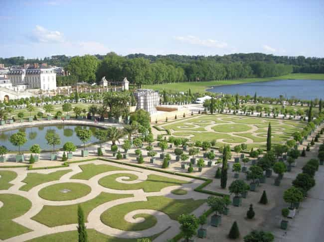The Gardens Were So Smel... is listed (or ranked) 4 on the list 15 Absolutely Insane Facts About The Palace of Versailles
