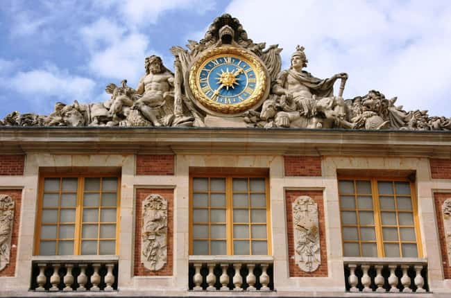 The Palace Was Originally A Hu is listed (or ranked) 6 on the list 15 Absolutely Insane Facts About The Palace of Versailles
