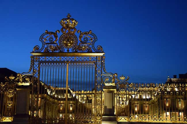 The French Citizens Destroyed  is listed (or ranked) 10 on the list 15 Absolutely Insane Facts About The Palace of Versailles