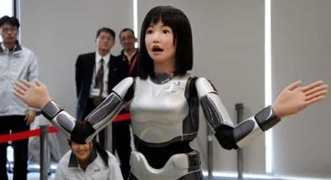 It Takes Over 100 Robots... is listed (or ranked) 4 on the list Everything You Need To Know About Japan's Robot Hotels