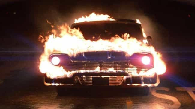 Smith's Driving Record W... is listed (or ranked) 3 on the list 14 Details About The Horrible Accident That Almost Killed Stephen King