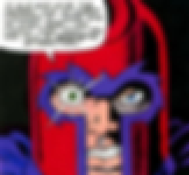 Magneto Can Control Minds With... is listed (or ranked) 3 on the list 14 Weird Super Power You Didn't Realize These Heroes Had