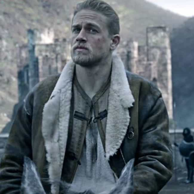 I Saw a Lot is listed (or ranked) 2 on the list King Arthur: Legend of the Sword Movie Quotes