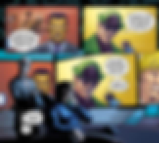 He Rivals Batman As A Fellow D... is listed (or ranked) 3 on the list 10 Reasons Why The Riddler Is Actually Batman's Greatest Nemesis
