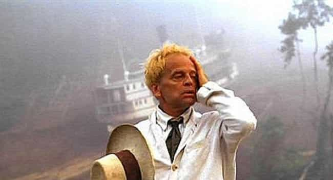 Herzog Almost Set Kinski's Ca... is listed (or ranked) 3 on the list Facts About Klaus Kinski, The Weirdest German Actor Of All Time