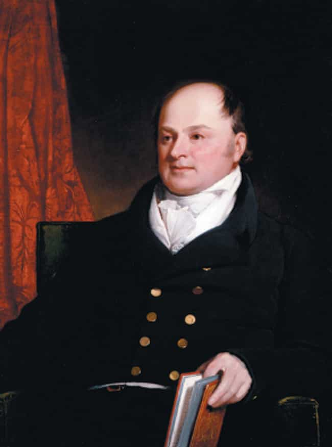 John Quincy Adams Regret... is listed (or ranked) 2 on the list Presidents' Biggest Regrets From Their Times In Office