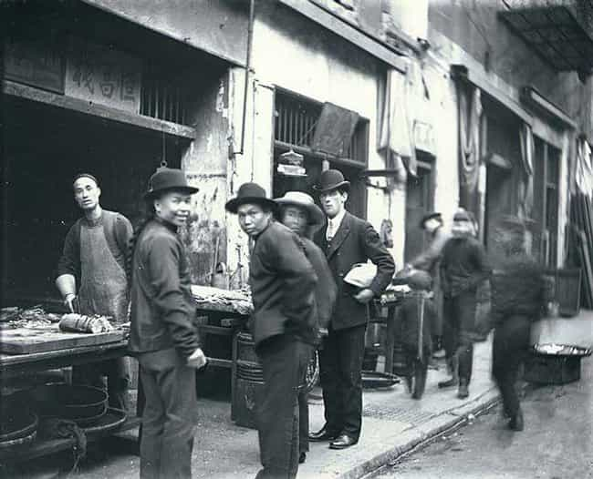 Immigrants Built Chinatowns In... is listed (or ranked) 2 on the list 12 Brutal Realities Of Being A Chinese Railroad Worker In The 1800s