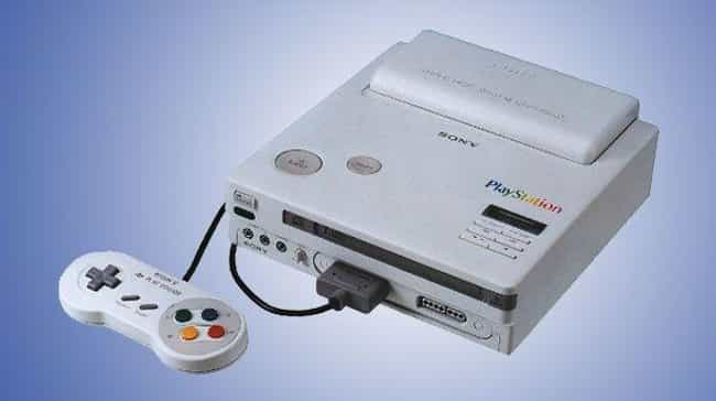 Nintendo PlayStation is listed (or ranked) 1 on the list 14 Times Nintendo Completely Dropped The Ball And Lost Out On Millions