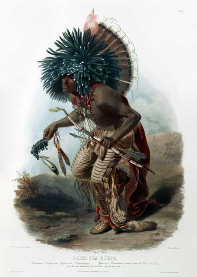 Independence Was Prized On The... is listed (or ranked) 2 on the list Absolutely Brutal (And Smart) Tactics In Native American Warfare