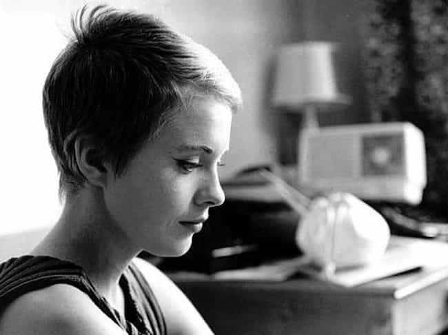 Her Infant Daughter Died... is listed (or ranked) 1 on the list Breathlessly Tragic Tales From The Life Of French New Wave Icon Jean Seberg