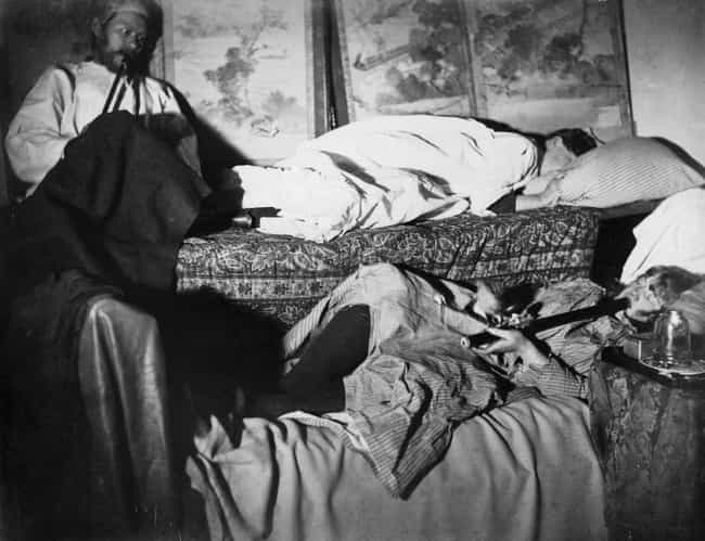 Chinese Women Were Forced To B... is listed (or ranked) 4 on the list 12 Brutal Realities Of Being A Chinese Railroad Worker In The 1800s