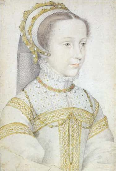 She Became Queen Of Scotland A is listed (or ranked) 1 on the list 14 Tragic Facts About Mary, Queen of Scots, The Most Unlucky Queen In History