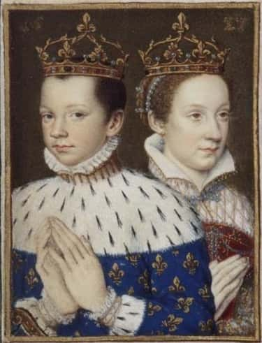 She Got Engaged When She Was A is listed (or ranked) 2 on the list 14 Tragic Facts About Mary, Queen of Scots, The Most Unlucky Queen In History