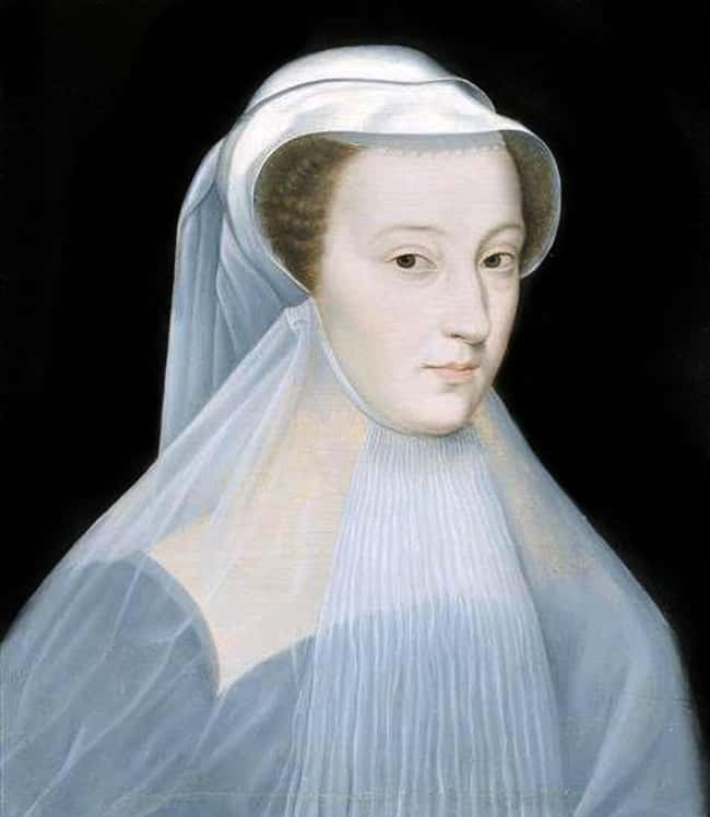 After Abdicating In Favor Of H is listed (or ranked) 11 on the list 14 Tragic Facts About Mary, Queen of Scots, The Most Unlucky Queen In History