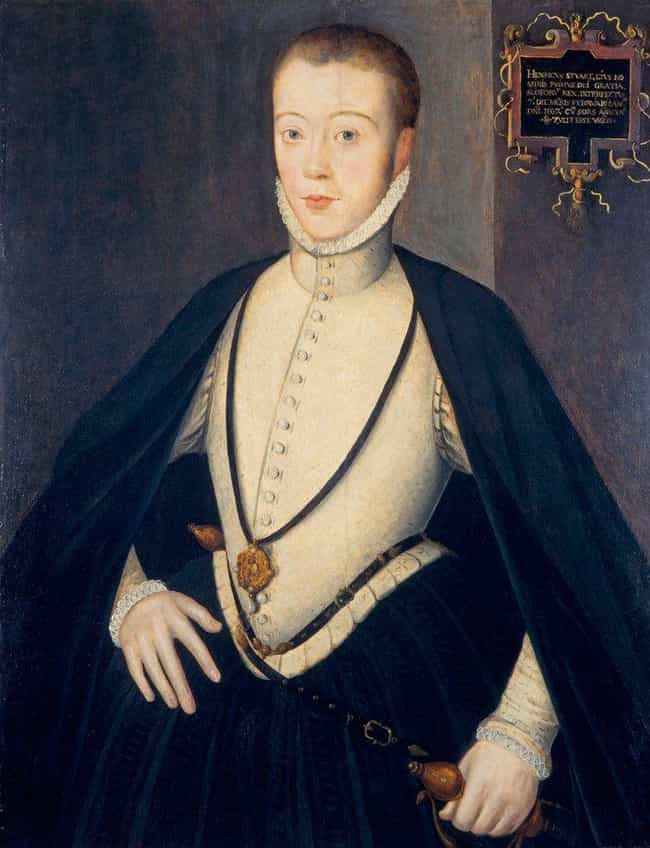 Her Second Husband Was A Compl... is listed (or ranked) 4 on the list 14 Tragic Facts About Mary, Queen of Scots, The Most Unlucky Queen In History