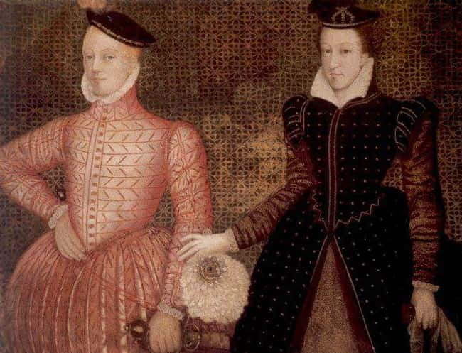People Accused Her Of Murderin is listed (or ranked) 6 on the list 14 Tragic Facts About Mary, Queen of Scots, The Most Unlucky Queen In History