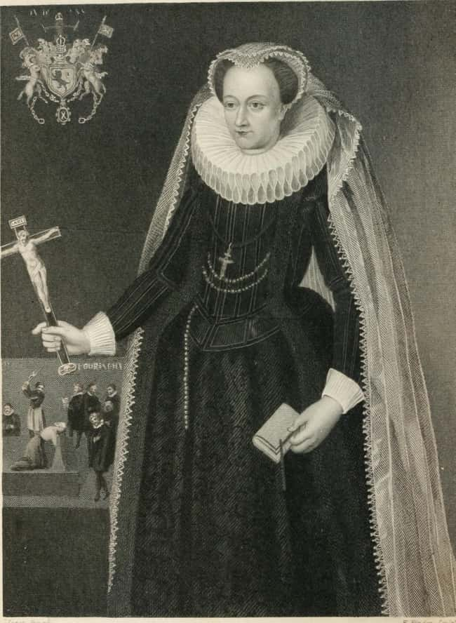 She Saw Herself As A Catholic is listed (or ranked) 12 on the list 14 Tragic Facts About Mary, Queen of Scots, The Most Unlucky Queen In History