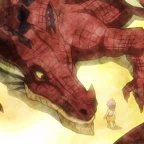 Igneel is listed (or ranked) 12 on the list The Best Teacher Characters in Anime History