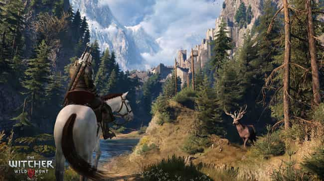 There's Probably Going T... is listed (or ranked) 3 on the list The Witcher Is Coming Soon To A TV Near You
