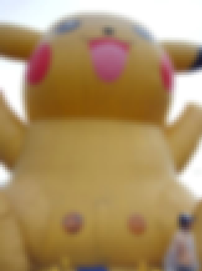 Pikachu Bouncy House is listed (or ranked) 4 on the list Pictures Of The PokéPark
