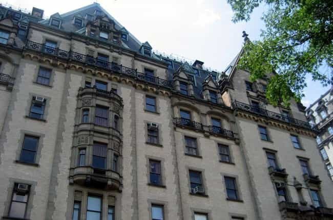 The Dakota Is The Most Haunted... is listed (or ranked) 1 on the list 15 Super Creepy Ghost Stories From New York City