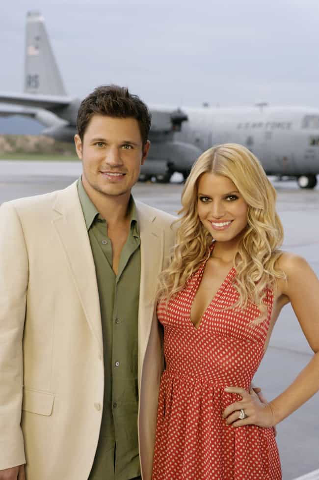 Marrying Nick Lachey Was... is listed (or ranked) 4 on the list What The Heck Happened To Jessica Simpson?