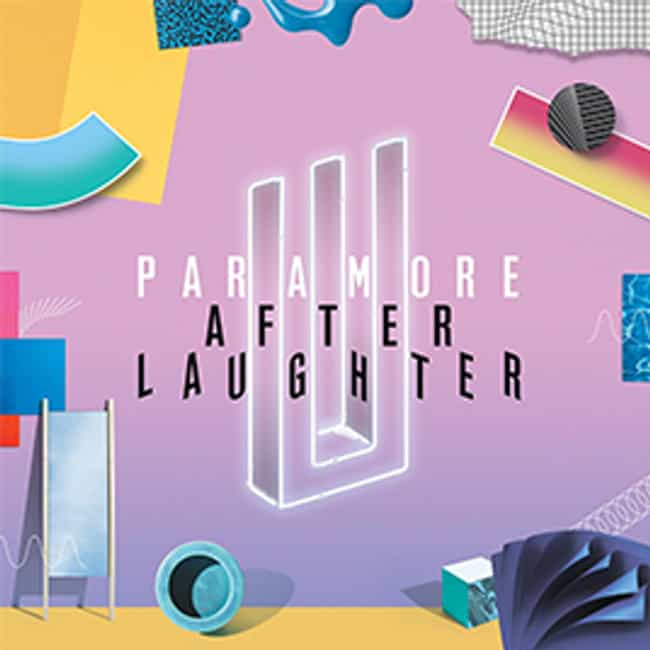 After Laughter is listed (or ranked) 4 on the list The Best Paramore Albums of All Time