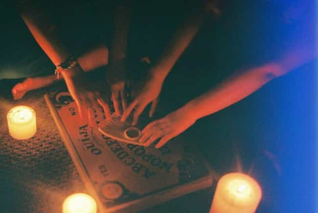 Using Ouija Boards To Converse... is listed (or ranked) 2 on the list 11 Ways To Summon The Dead: A Step By Step Guide