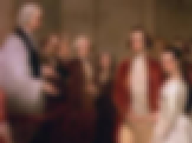 George And Martha Washington, ... is listed (or ranked) 1 on the list Pictures of 15 U.S. Presidents On Their Wedding Day