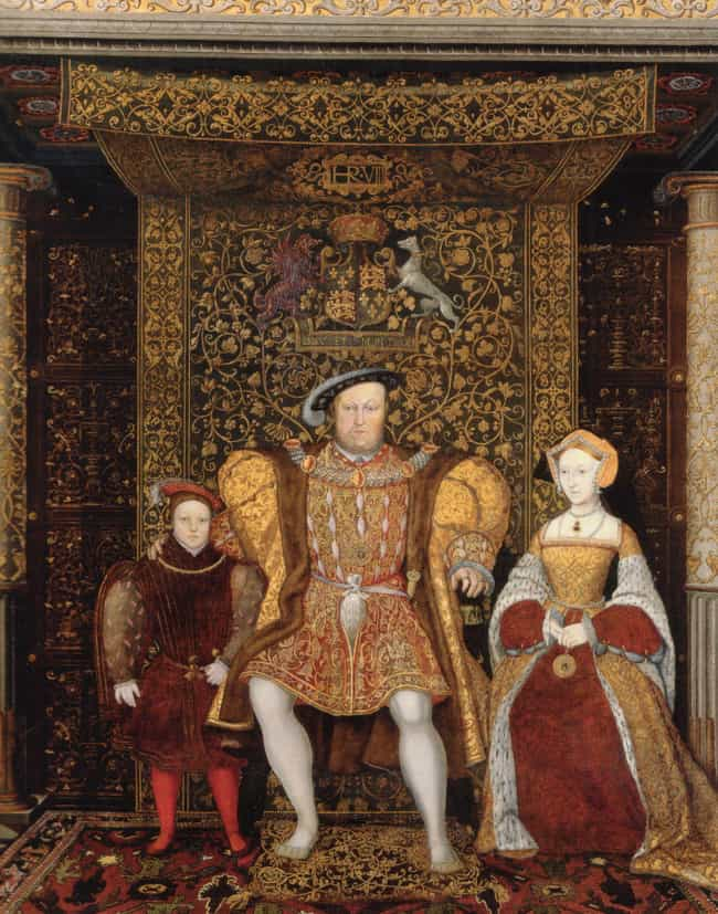 Henry Was Tricked Into M... is listed (or ranked) 1 on the list Henry VIII Wanted To Divorce His Fourth Wife Before They Even Got Married