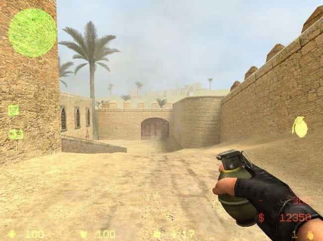 'Counter-Strike' Helps... is listed (or ranked) 3 on the list 9 Amazing Ways Video Games Have Actually Helped People