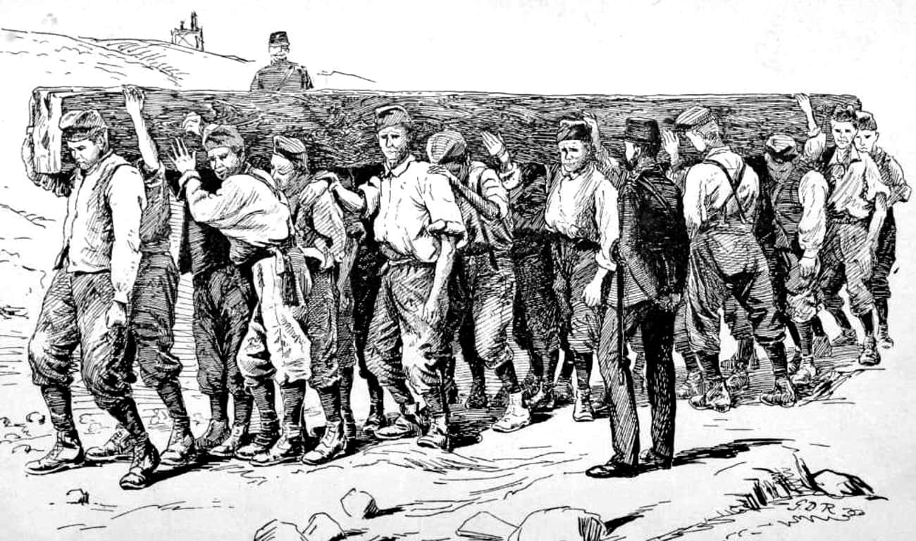 Southern Reconstruction Spawne is listed (or ranked) 1 on the list Chain Gangs Were The South's Answer To Freeing The Slaves