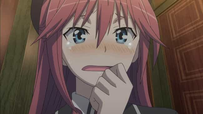 The Sweet And Innocent O... is listed (or ranked) 4 on the list The 15 Character Types That Describe Every Single Girl In Harem Anime