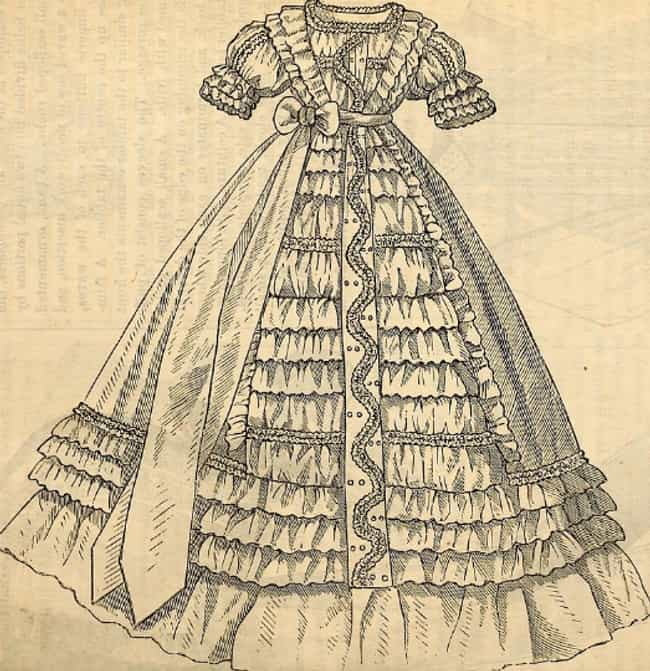 She Burned Her Dress Bef... is listed (or ranked) 4 on the list Shocking Facts About The Alleged Axe Murderer Lizzie Borden