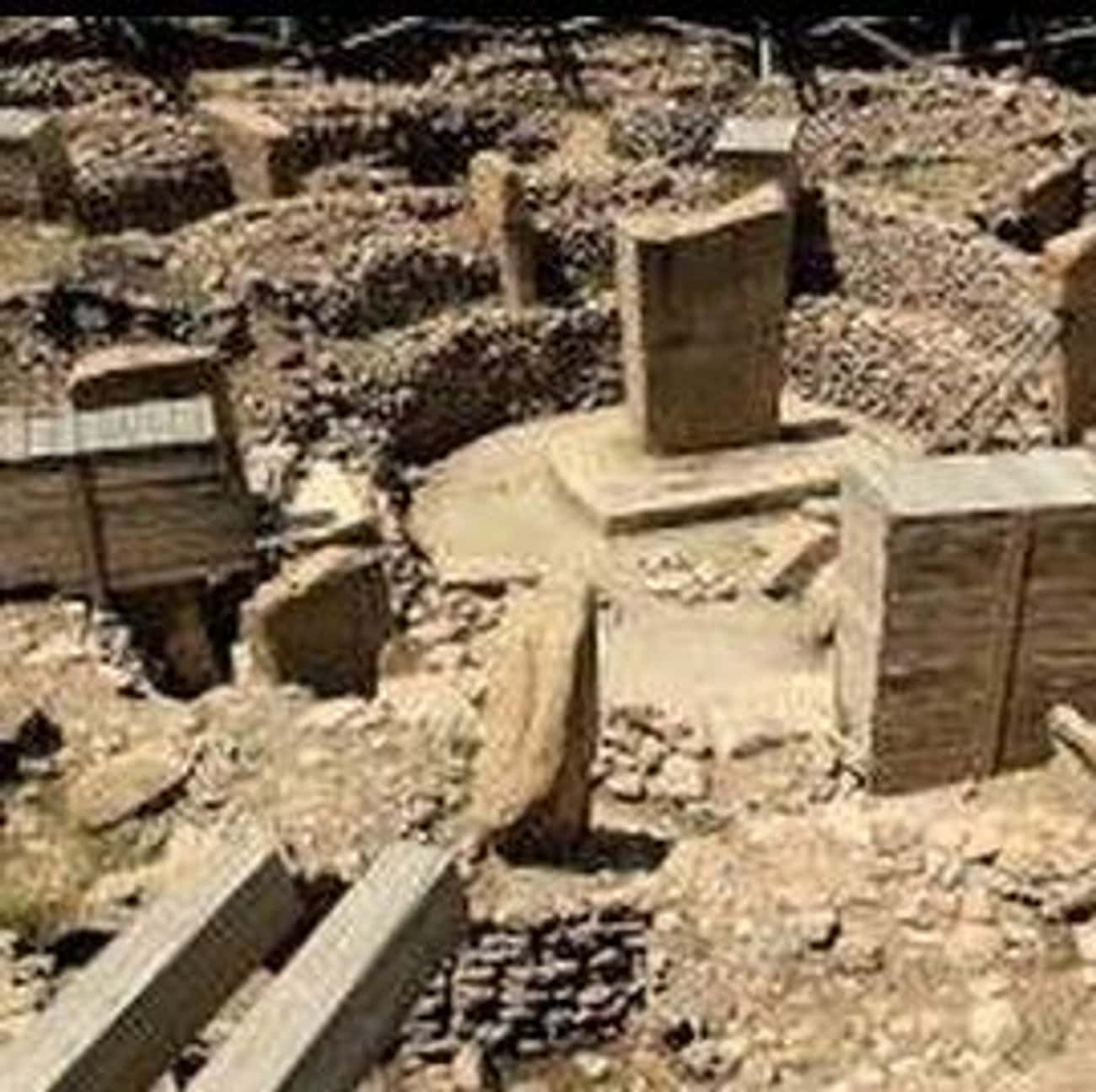 It's Almost 12,000 Years Old And Was Abandoned For 9,000 Years