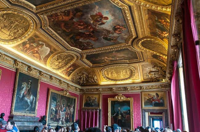 It Was Like Crowded And Unsani is listed (or ranked) 15 on the list 15 Absolutely Insane Facts About The Palace of Versailles