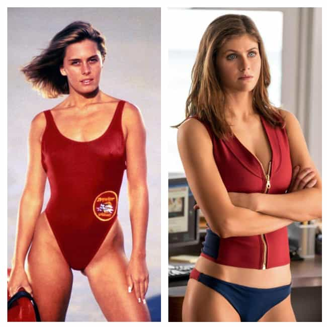 Summer Quinn is listed (or ranked) 4 on the list What The Original Cast Of Baywatch Looked Like Vs. The Stars Of The New Movie