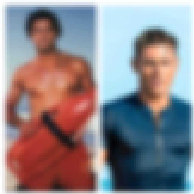 Matt Brody is listed (or ranked) 2 on the list What The Original Cast Of Baywatch Looked Like Vs. The Stars Of The New Movie