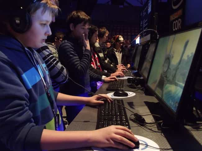 It's A Short Career is listed (or ranked) 1 on the list The Dark Realities Of Pro Gaming