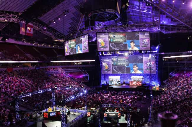 There's Gambling That Make... is listed (or ranked) 3 on the list The Dark Realities Of Pro Gaming
