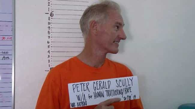 Peter Gerard Scully Is On Tria... is listed (or ranked) 1 on the list 9 Theories About The Existence Red Rooms, Live-Streaming Platforms For Torture