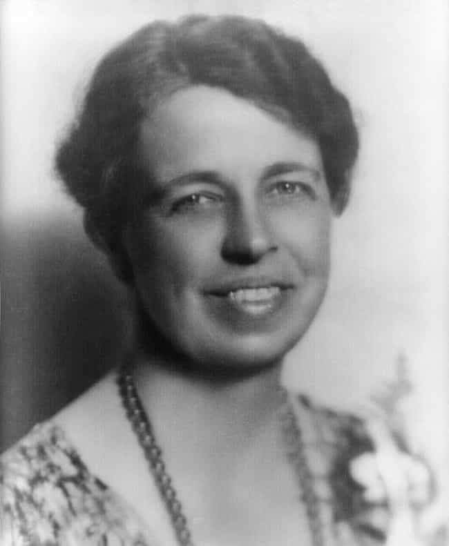 She Was A Prolific Write... is listed (or ranked) 4 on the list Fascinating Things Most People Don't Know About Eleanor Roosevelt