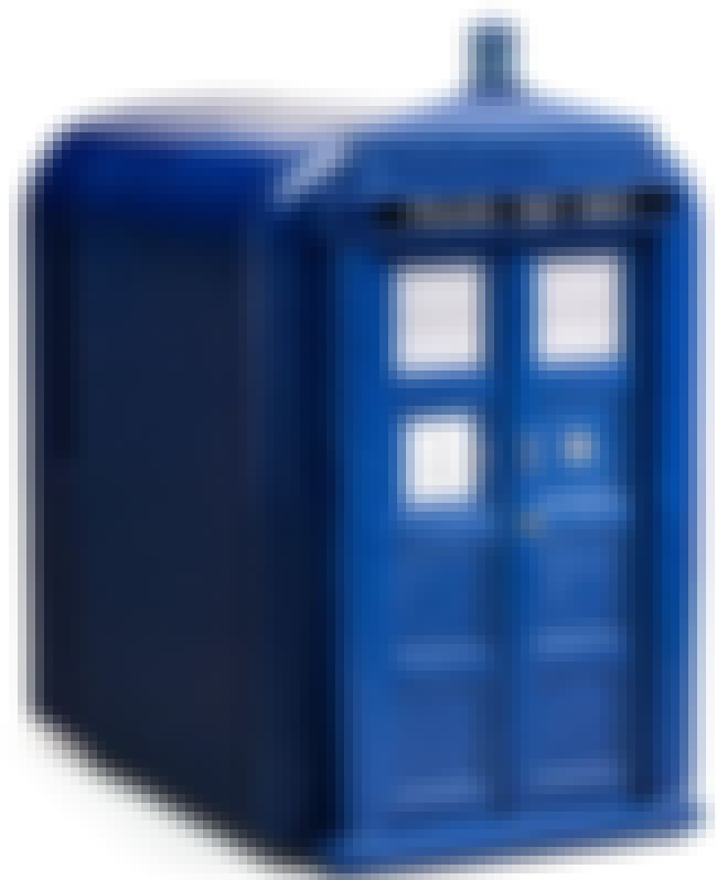 Doctor Who Tardis Mini Fridge is listed (or ranked) 3 on the list You Won't Get Through This List Of Nerdy Summer Gear Without Ordering Something
