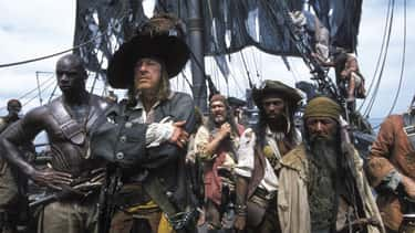 The Crew Of The Black Pearl Tu is listed (or ranked) 2 on the list 14 Things That Happen In Every Frickin' Pirates Of The Caribbean Movie