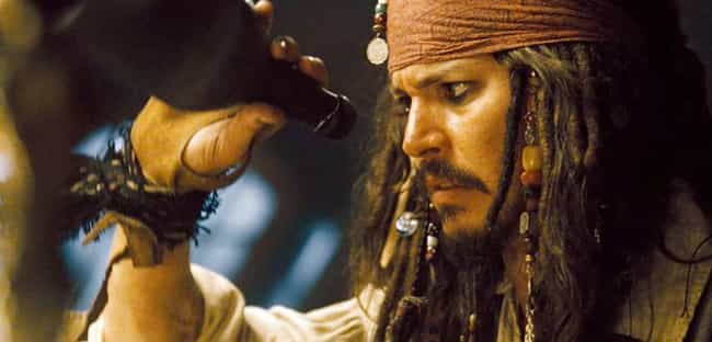 The Rum Is Always Gone ... is listed (or ranked) 3 on the list 14 Things That Happen In Every Frickin' Pirates Of The Caribbean Movie